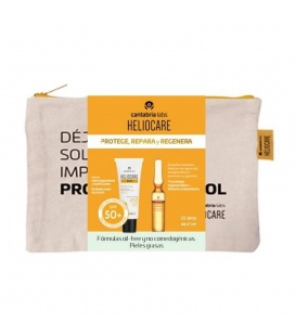 Pack Heliocare 360º Gel 50Ml + Endocare Radiance 10 Ampollas