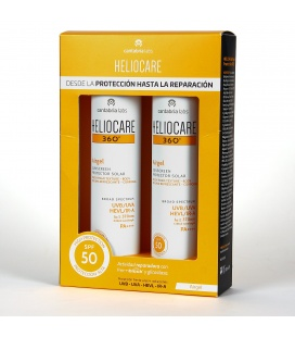 Pack Duplo Heliocare 360º Airgel 200Ml