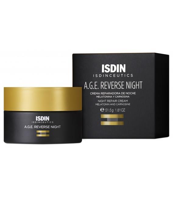 Isdinceutics A.G.E. Reverse Night Crema 50 Ml