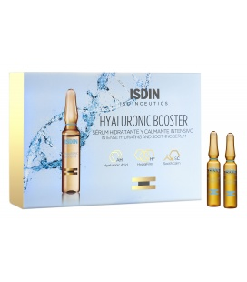 Isdinceutics Hyaluronic Booster 30 Ampollas