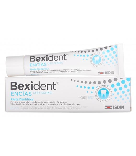 Bexident Encias Pasta Dentifrica 75 Ml