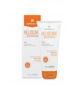 Heliocare Advanced Gel SPF 50 200 ml