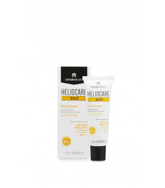 Heliocare 360º Spf 50+ Fluido Cremoso Sunscreen