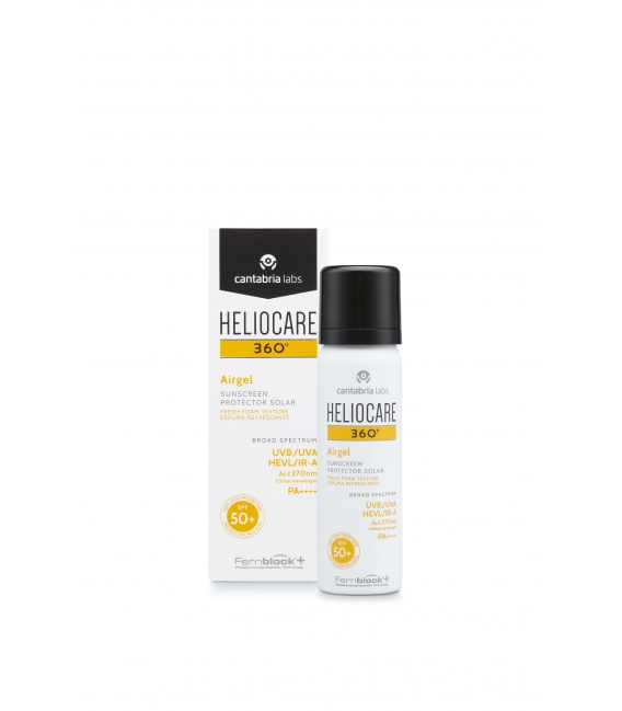 Heliocare 360 SPF50+ Airgel