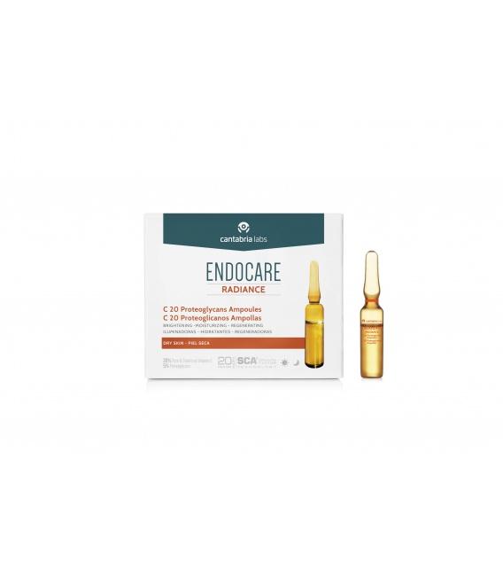 Endocare Radiance C20 Proteoglicanos 30Ampollas