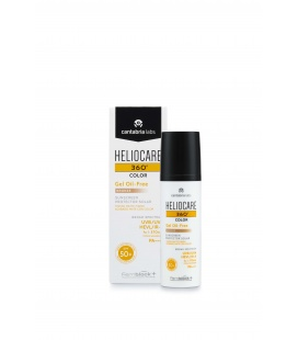 Heliocare 360º Color Gel Oil Free Bronze