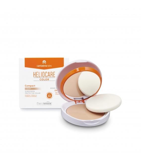 Heliocare Compacto Color Light Spf 50 10g