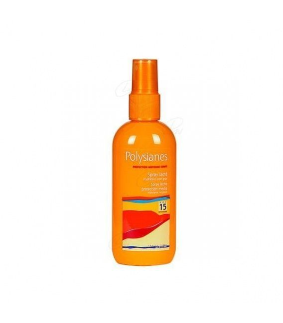Polysianes Spf 15 Spray Klorane Proteccion Media
