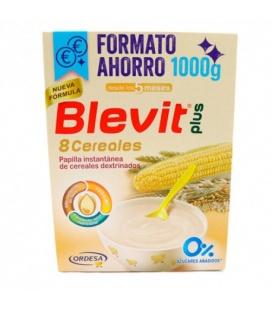 Blevit Plus 8 Cereales con Miel 1000 Gramos
