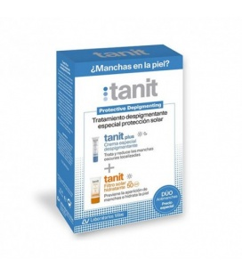 Tanit Pack Tratamiento Antimanchas Completo