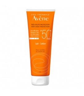 Avene SPF 50+ Leche Muy Alta Protección 250 ml