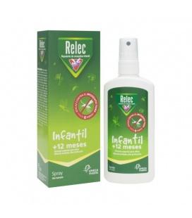 Relec Infantil Repelente +12 Meses 100 ml
