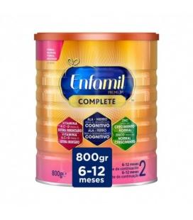 Leche Enfamil 2 Premium 800 Gr
