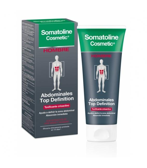 Somatoline Cosmetic Hombre Abdominales Tonificante 200 ml