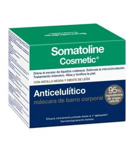 Somatoline Cosmetic Anticelulítico Máscara De Barro Corporal