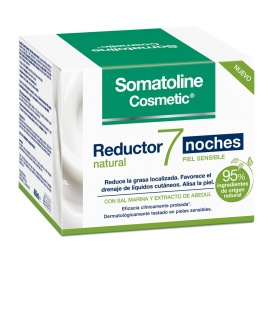 Somatoline Cosmetic Reductor Natural 7 noches Piel Sensible