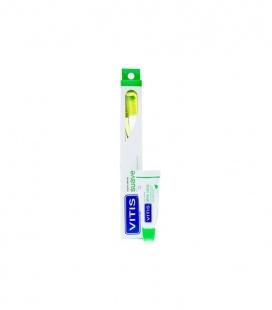 Pack Cepillo Vitis Suave + Pasta Aloe 15ml