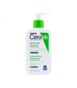 Cerave Limpiador Crema Hidratante Espumosa 236 ml