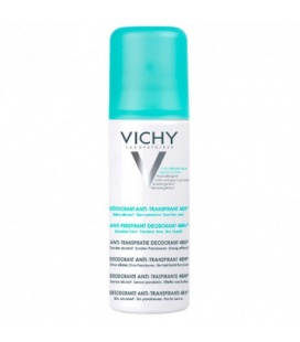 Vichy Spray Desodorante Seco Regulador 48h 125ml