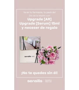 Sensilis Cofre Upgrade AR Crema sorbete 50 ml + Regalo Upgrade Serum 15 ml