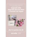 Sensilis Cofre Upgrade AR Crema sorbete 50 ml + Regalo Upgrade Serum 15 ml