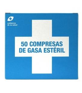 Interapothek Compresas Gasa Esteril Algodon