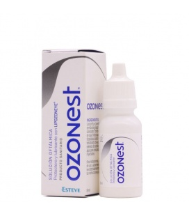 Ozonest Solución Oftálmica 8 ml