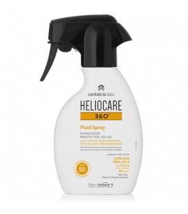 Heliocare 360º Fluid Spray SPF50 250ml