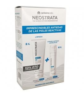 Neostrata Pack Serum Antirojeces + Limpieza