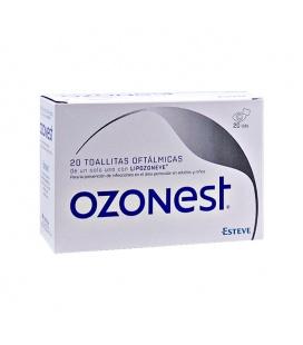 Ozonest 20 Toallitas Oftálmicas