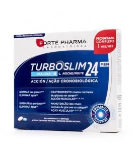 Forte Pharma Turboslim Cronoactive Forte Men 56Comp