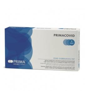 Primacovid Test Autodiagnostico 1 Test