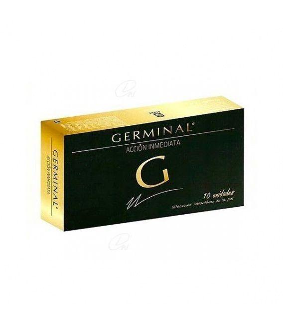 Germinal 10 Ampollas