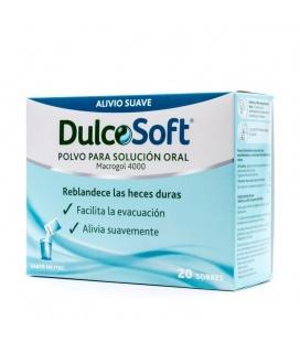 Dulcosoft Polvo Solucion Oral 20 Sobres
