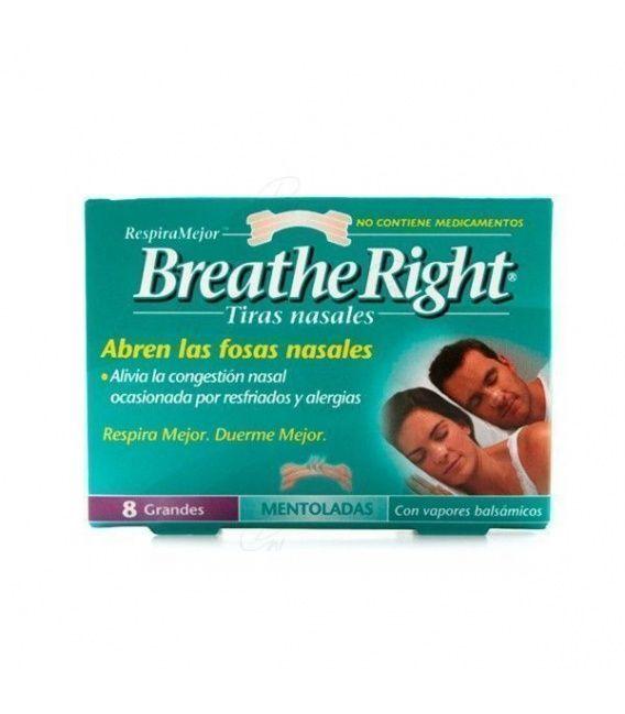 Tira Nasal Vicks Med Gde Breathe Riht