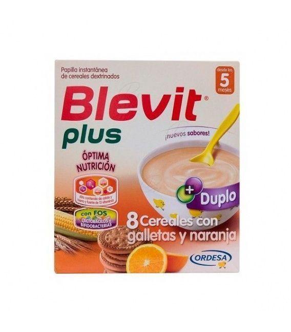Blevit Plus 8 Cereales Y Galletas Maria 700 Gr