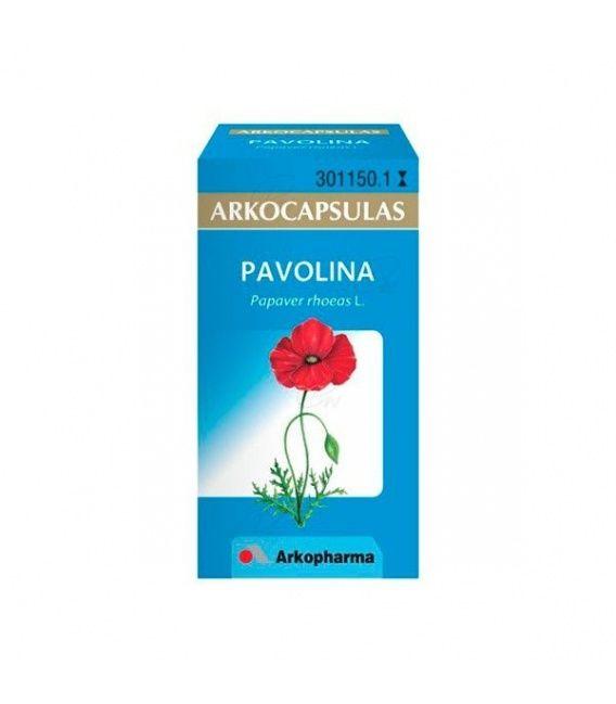 Pavolina 50 Capsulas Arko Amapola