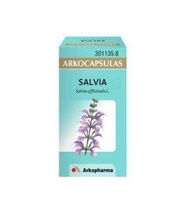 Salvia 48 Capsulas Arko