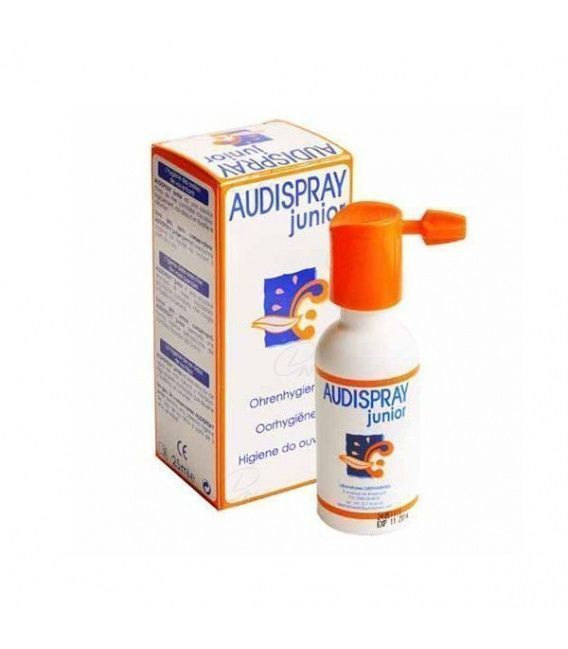 Audispray Junior Solucion Limpieza Oidos 15 Ml