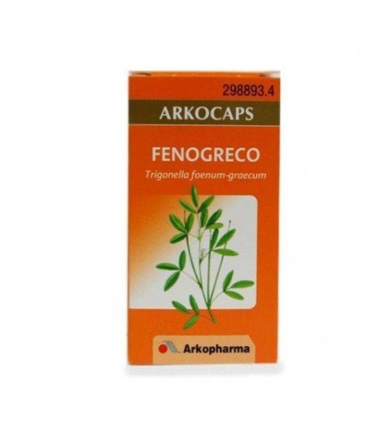 Arko Fenogreco 48 Capsulas