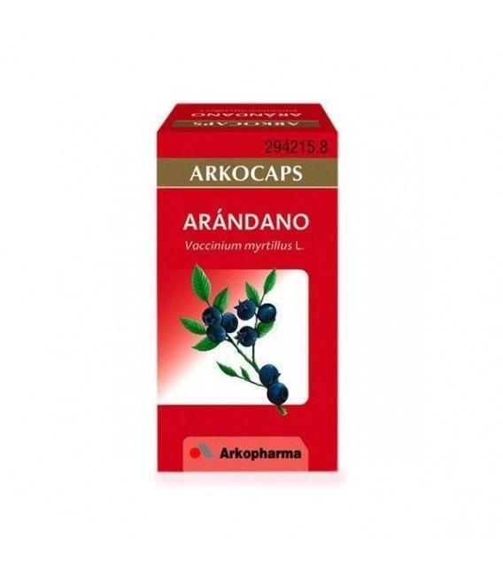 Arandano 50 Capsulas Arko
