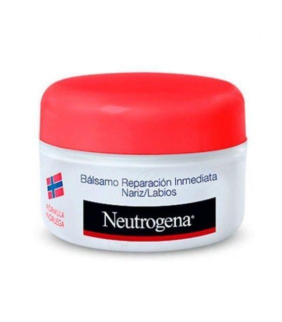Neutrogena Formula Noruega Balsamo Labios Y Nariz