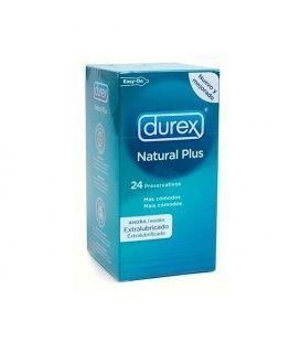 DUREX NATURAL 24 UNIDADES