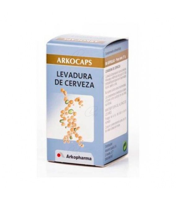 Levadura Arko 48 Capsulas