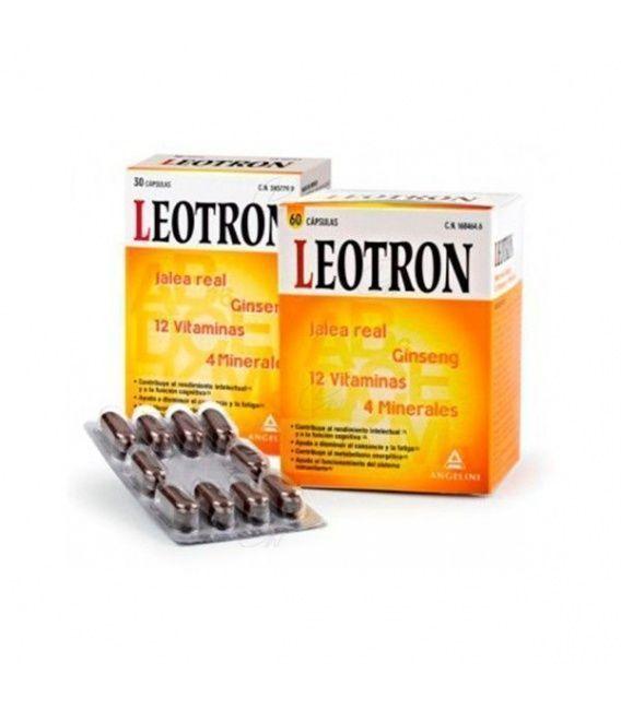 LEOTRON COMPLEX VITAMINAS
