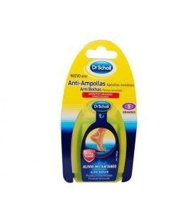 APOSITOS AMPOLLAS DR SCHOLL HYDRAGEL TALON5 U