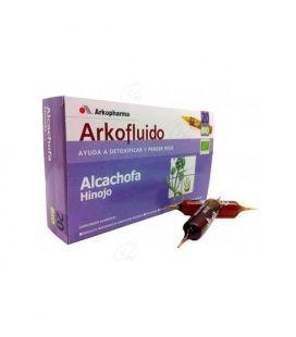 Alcachofa Hinojo 20 Ampollas Arko