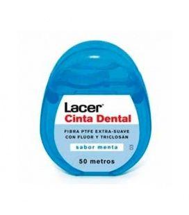 Cinta Dental Lacer Menta