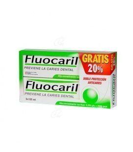 FLUOCARIL BI-FLUORE 250 PASTA DENTÍFRICA 2 U DE 125 ML