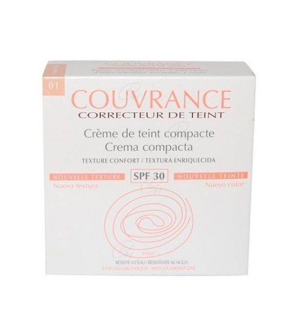 Avene Couvrance Crema Compacta 9.5 G. Natural